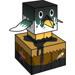 Cubee Slick Papercraft Slic