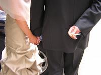 la cara oculta de las fotos de boda