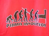 pinball involution