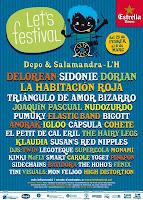 Let's Festival en l'Hospitalet de Llobregat