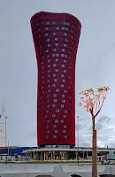 la torre toyo ito de l'Hospitalet