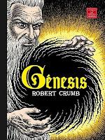 Genesis, robert crumb