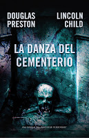 douglas preston lincoln child, la danza del cementerio
