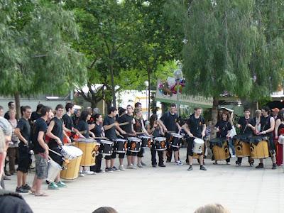 la tabalada, la foto es de la página web de la Orquesta Sabor Sabor