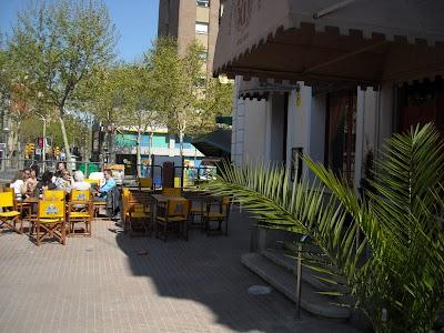 el casino del centre en l'Hospitalet de Llobregat