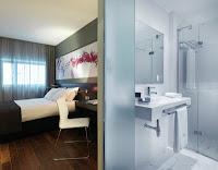 Una habitación del Hotel Eurostars Lex de l'Hospitalet de Llobregat, foto Eurostars Hoteles