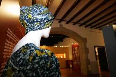 interior del museo, foto Museu d'Història de l'Hospitalet