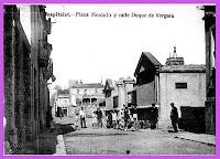 foto histórica del mercat del centre de l'hospitalet de llobregat