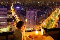 restaurant Visual, la foto es del mismo restaurante pero se queda corta en lo que a vistas se refiere