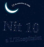 Nit 10 a l'hospitalet de llobregat