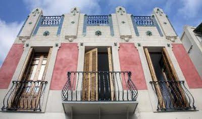 La Casa dels Cargols, sede de la Oficina Jove d'Emancipació, la foto es de http://lanegreta.com/cat/blog/?p=170
