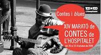 maraton de cuentos en l'Hospitalet de Llobregat