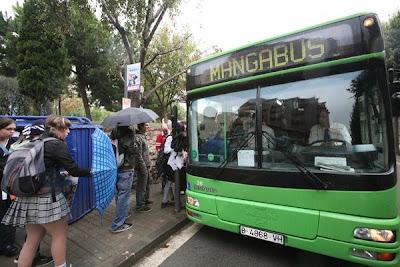 El mangabus