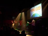 Jeffrey Lewis and the junkyard en el Primavera Club 09