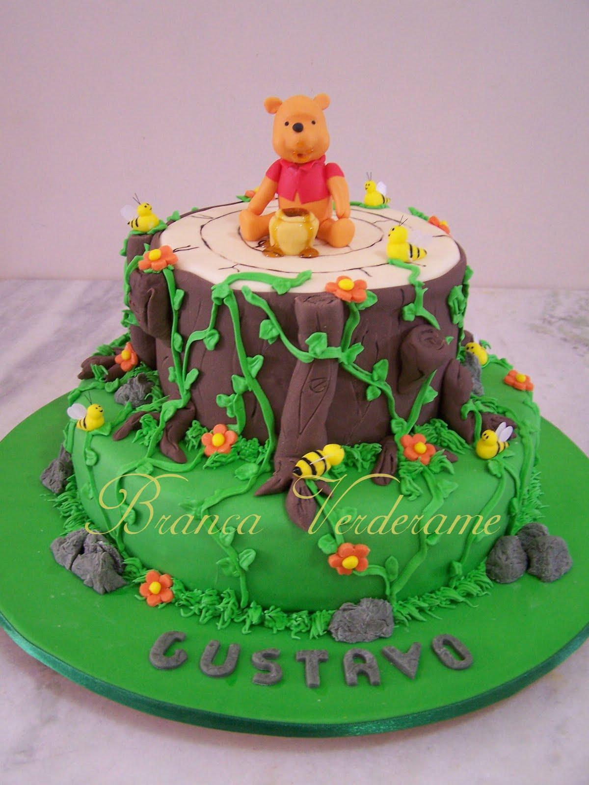 Pin Decoracao Ursinho Pooh Baby Pelautscom on Pinterest