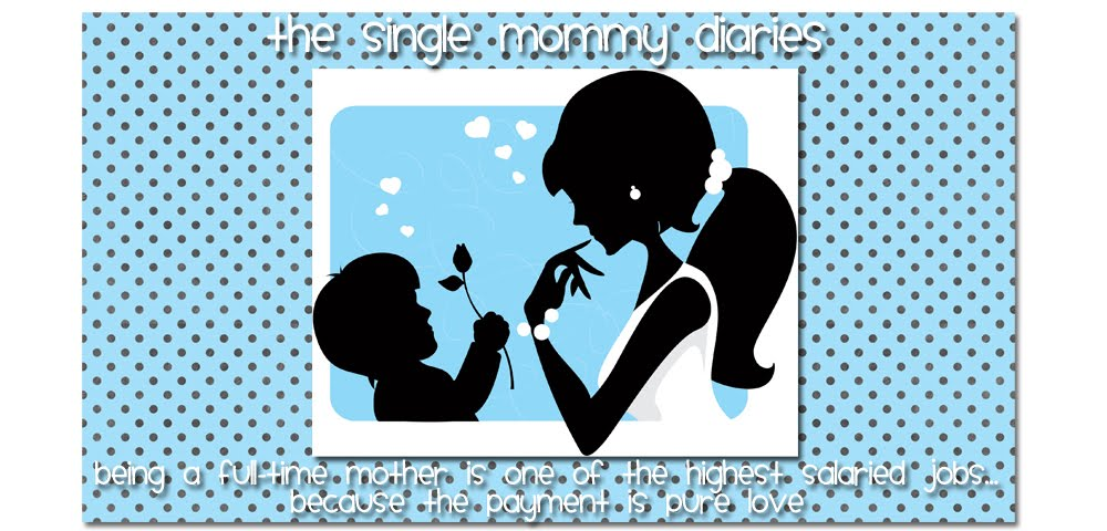 The single mommy diaries