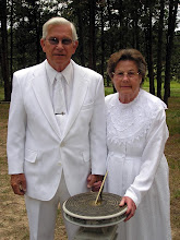 Grandma and Grandpa Betts