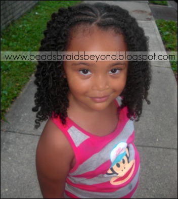 twist out hairstyles. Two Strand Twist Out