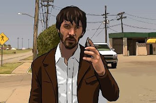 'A Scanner Darkly', o novo filme de Richard Linklater