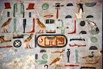 Hieroglyphes d'Aswan