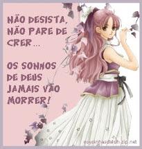 Os sonhos de Deus!!!