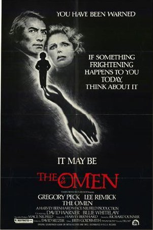 The Omen (1976) movie