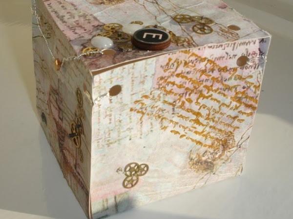 Day Seven - Steampunk box