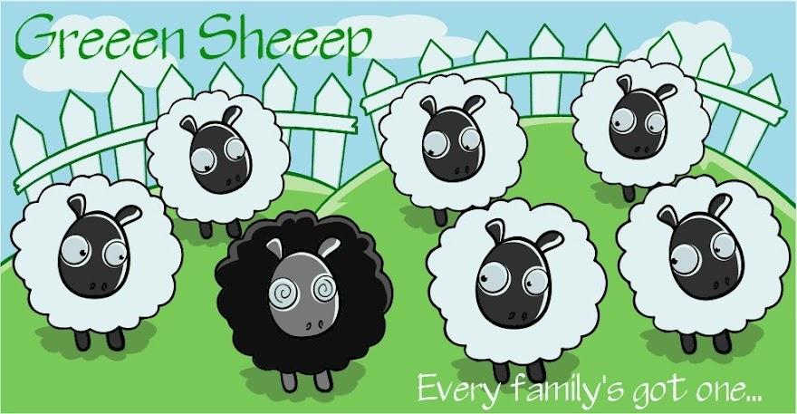 Greeen Sheeep
