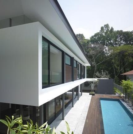 Modern Bungalow House Design