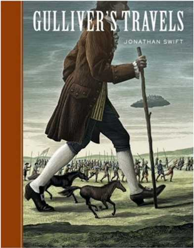 humanity and politics in gullivers travels Gulliver's travels by jonathan swift:  and i think that contributed to his eye for politics and his ability to observe differences  humanity always shines.