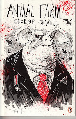Has anyone ever read Animal farm by George Orwell?