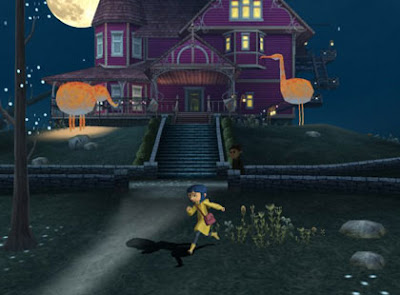 coraline  video game