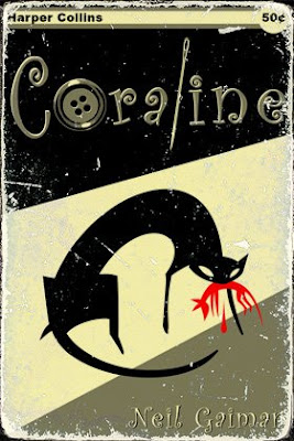 book report on coraline Free summary and analysis of chapter 1 in neil gaiman's coraline that won't make you snore we promise.