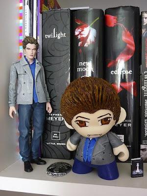 Personajes famosos con figuritas. Edward