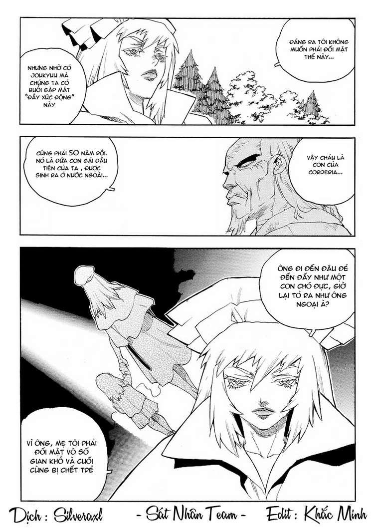 Aiki chap 66 - Trang 3