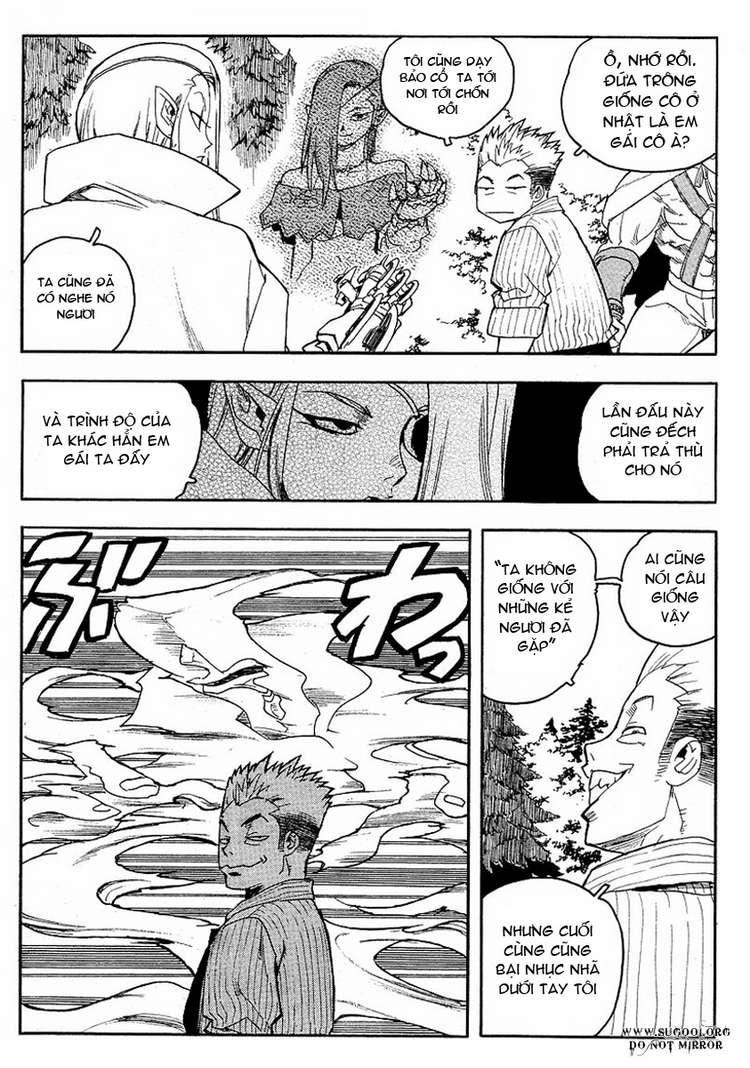 Aiki chap 66 - Trang 18