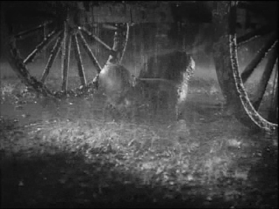 Tod Browning. Freaks. worm man crawling in mud