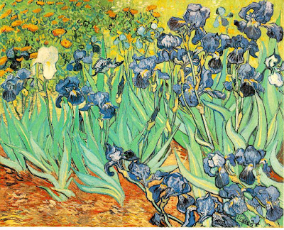 Van Gogh The Irises