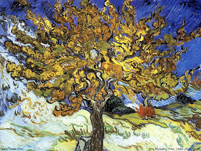 Van Gogh. Mulberry Tree