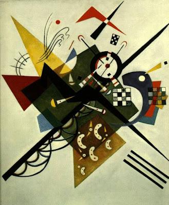 Kandinsky On White II 2