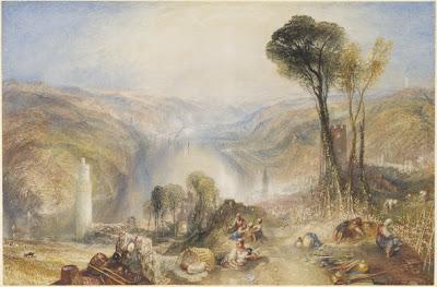 Turner. Oberwesel