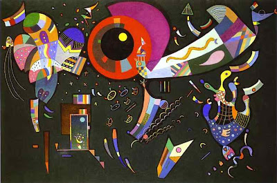 Kandinsky. Around the Circle. 1940