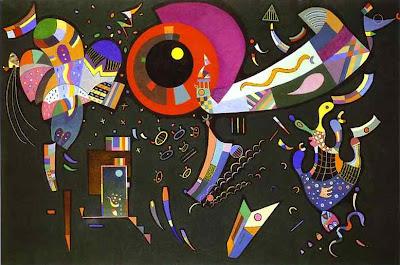 Kandinsky. Around the Circle. 1940