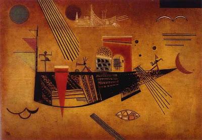Kandinsky. Capricious. 1930