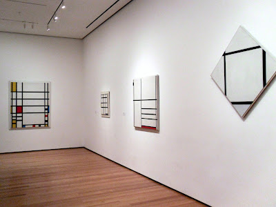 Mondrian. Gallery Wall