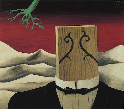 Magritte. The Conqueror (1926)
