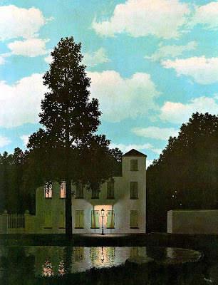 Magritte.Empire of Light