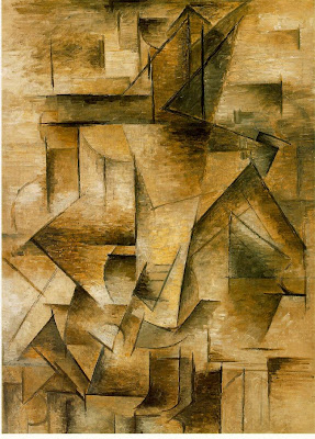 Picasso. The Guitar Player