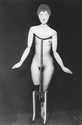 Man Ray. Coat Stand<