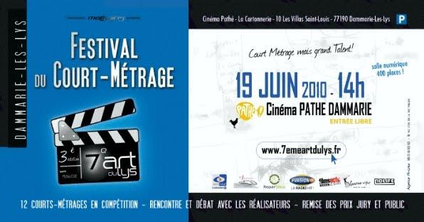 Melun info festival le 7eme art du lys la cartonnerie ammarie les lys le - Cinema la cartonnerie dammarie les lys 77 ...